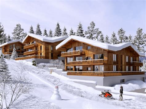 chalet 4 chambres combloux mont blanc chalet 4 chambres neuf boan