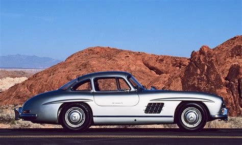 Maybe it deserves a second look. Mercedes-Benz Gullwing Supercar Evolution