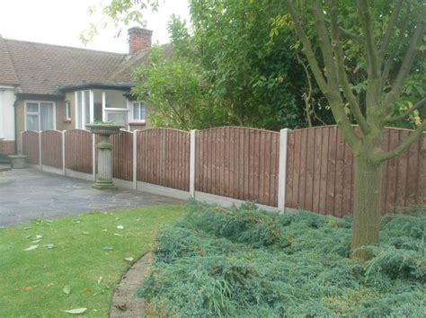 Garden Fence by Willow Garden Fencing Panels Design Ideas Make