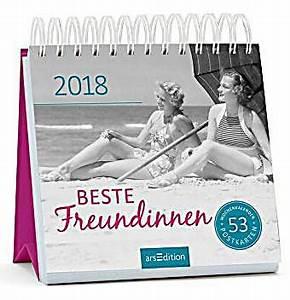 Beste Navigationsgeräte 2018 : beste freundinnen 2018 kalender bei bestellen ~ Kayakingforconservation.com Haus und Dekorationen