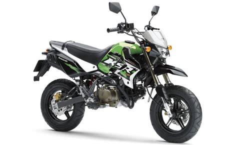 Modification Kawasaki Ksr Pro by 2014 Kawasaki Ksr Pro Announced Motorcycle News