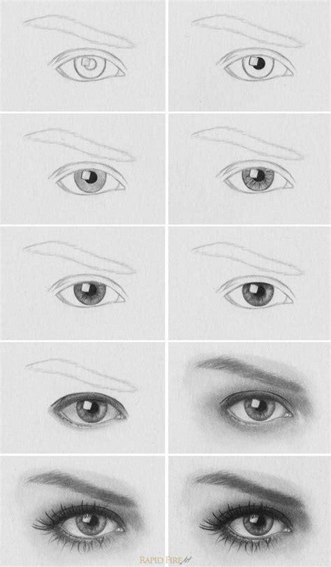 Como dibujar ojos Dibujos de ojos Como dibujar labios