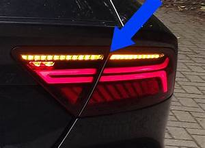 A7 4g Rear Leds With Dynamic Indicators