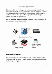 Toshiba Laptop Battery Pinout Diagram
