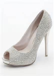 shoes for bridesmaids silver bridesmaid shoe