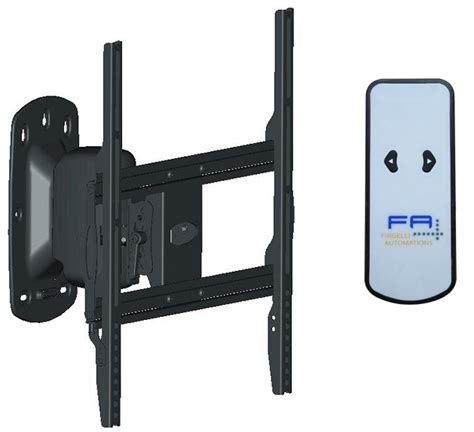 remote tv mount electric swivel mount tv lifts or wall mounting tv lift kit