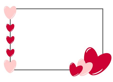 valentines day card templates 6 best images of free printable cards templates s day card templates