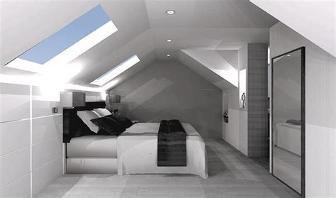 loft conversion with dormer and roof lights internal and