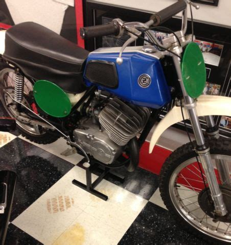 cz motocross bikes for sale 1973 cz 400 motocross bike vintage motorcycle like new