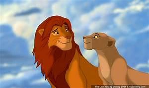 Simba and Nala by heatherann (cartoons drawing)