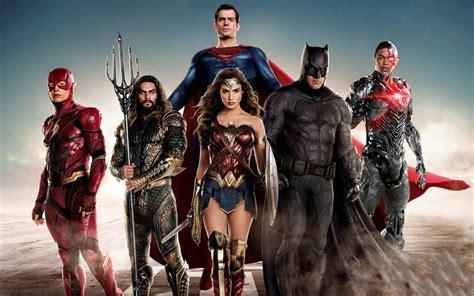 justice league dc comics superheroes wallpapers hd