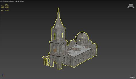 pubg church  model dhuntco
