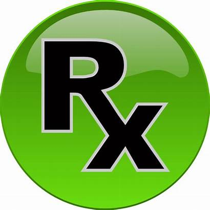 Medical Symbol Rx Clip Doctor Prescription Plus
