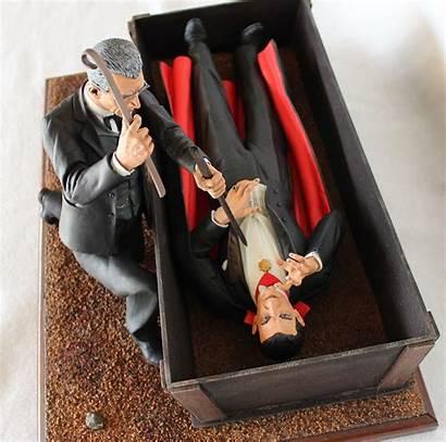 Coffin Dracula Apoxie Doctor Draculas