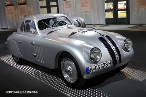 1939 P4469 Bmw 328 Touring Coupe In The 1940 You