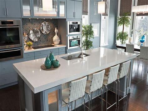 charming white granite countertops  elegant kitchen