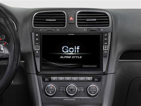 Vw Golf 6 Navi Bt 9 Quot Touch Radio X901d G6 Astina Dk