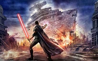 Wars Force Unleashed Lightsaber Wallpapers Desktop Backgrounds