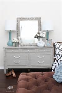 Bedroom Furniture Painted with Chalk Paint Ideas