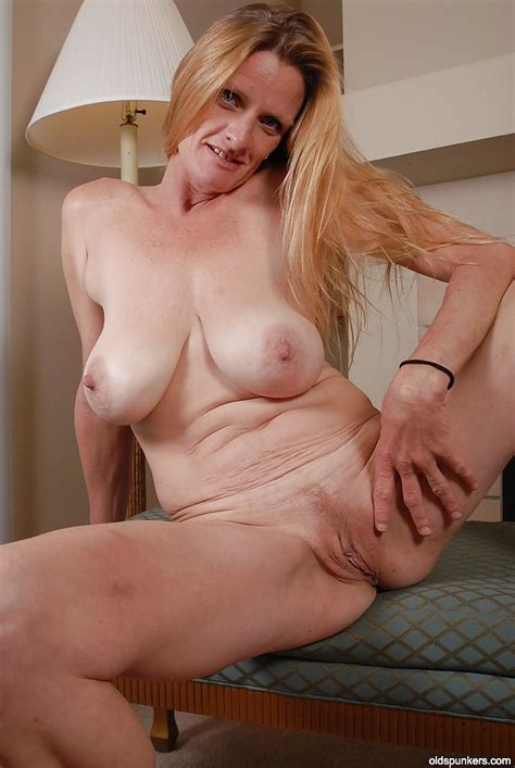 Undressing Granny Tj Demonstrates Her Big Tits And Tight
