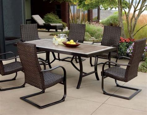 Patio Table And Chairs Walmart by Walmart Patio Tables And Chairs Home Design Ideas