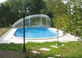 Pool Mit überdachung : pool abdeckung schwimmbecken berdachung ~ Eleganceandgraceweddings.com Haus und Dekorationen