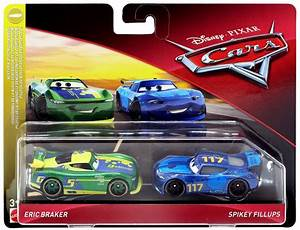 Disney Pixar Cars Cars 3 Next-Gen Piston Cup Racers Eric ...