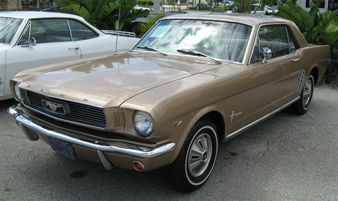 Archivo Ford Mustang T   Ee  Car Ee   Jpg La