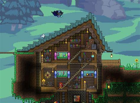 house  isnt  box eternal honeymoon cottage terraria terraria house ideas