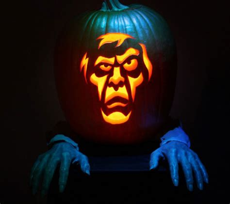scary pumpkin carving h a l l o w e e n forums