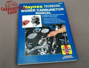 Carburetor Books