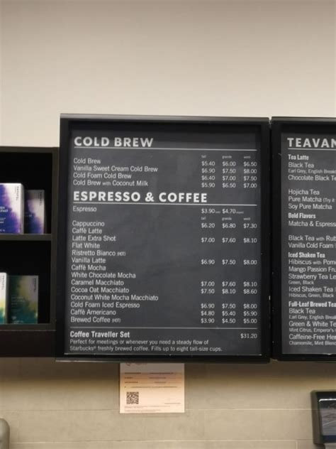 Check out the starbucks menu, our quick breakfast ideas and nutritional information. Starbucks Menu: Starbucks Coffee & Drinks Menu Updated 2020 - AllSGPromo