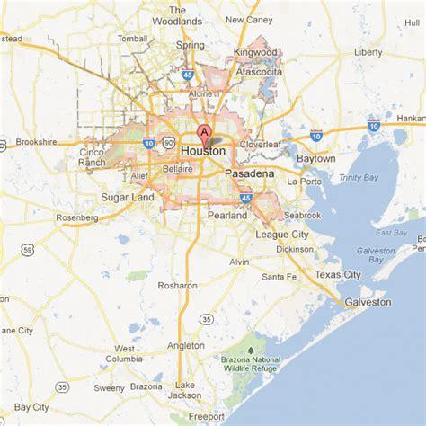 texas maps  texas
