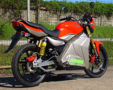 Electric Motorsport by Electric Motorsport S Gpr S E Motorcycle Available Now For