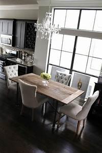Weißer Esstisch Mit Stühlen : die besten 25 esszimmertisch mit st hlen ideen auf pinterest esstisch mit st hlen tisch mit ~ Markanthonyermac.com Haus und Dekorationen