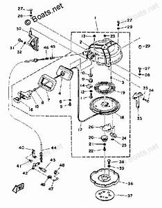 Yamaha Outboard Parts By Year 1992 Oem Parts Diagram For
