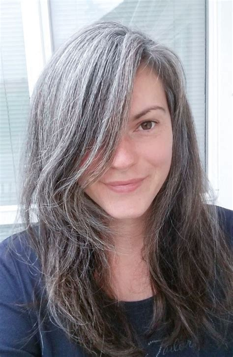 25 Best Ideas About Going Gray On Pinterest Going Grey