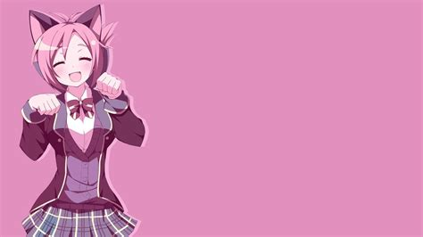 Anime Neko Wallpaper Hd - neko wallpapers 66 images
