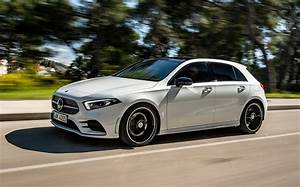 Mercedes Classe A 2018 : 2018 mercedes benz a class review video ~ Medecine-chirurgie-esthetiques.com Avis de Voitures