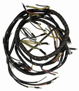 New Main Engine Wiring Harness 1948 1949 1950 Ford Pickup