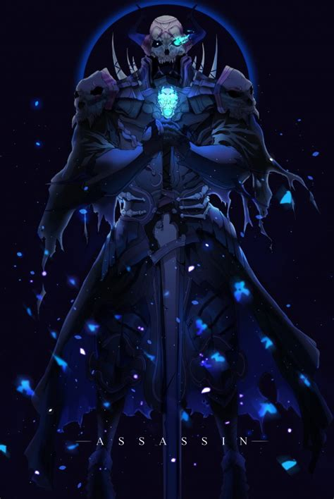 wallpaper king hassan fate grand order skull warrior