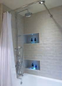 bathroom caddy ideas bathroom storage ideas recessed shower caddy tile and bathroom place