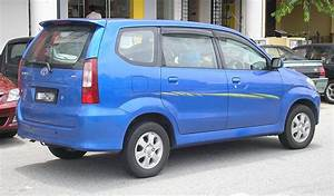 2005 Toyota Avanza - Overview