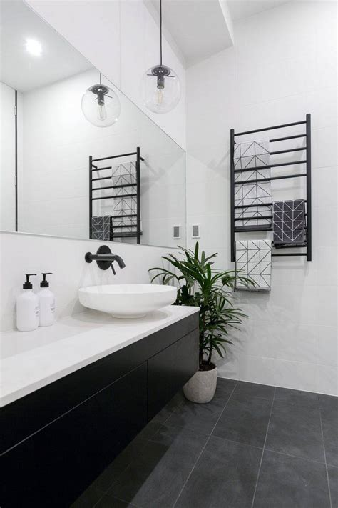 black bathrooms ideas bathroom goals 10 amazing minimal bathrooms from luxe