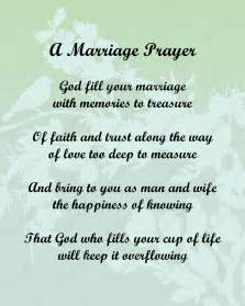 Wedding Prayers and Poems