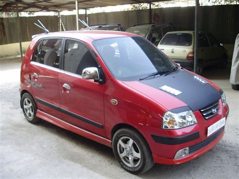 Modified Cars Of Santro  2017  2018 Best Cars Reviews