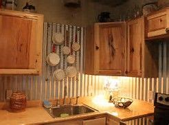 how to glaze kitchen cabinets 1000 ideas about corrugated metal walls on 7254
