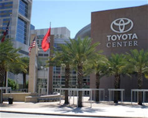Toyota Center Houston Events by Toyota Center