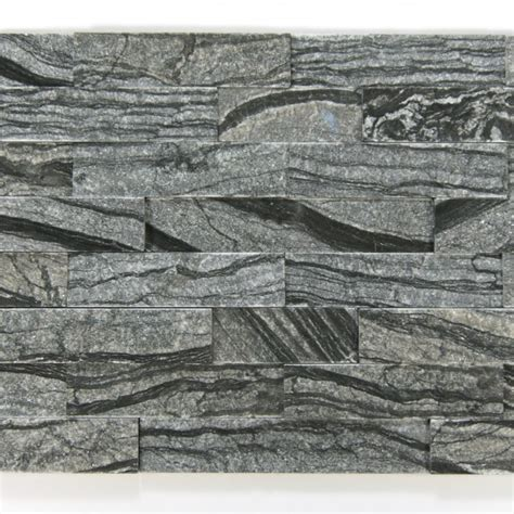 Zebrano Split Face Ledgestone   PetraSlate Tile & Stone is