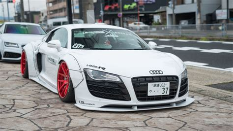 Liberty Walk's Japanese Headquarters Is Just As Crazy As